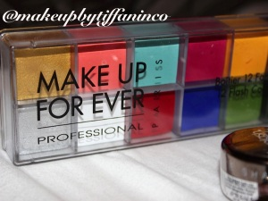 Make Up For Ever - Flash Palette