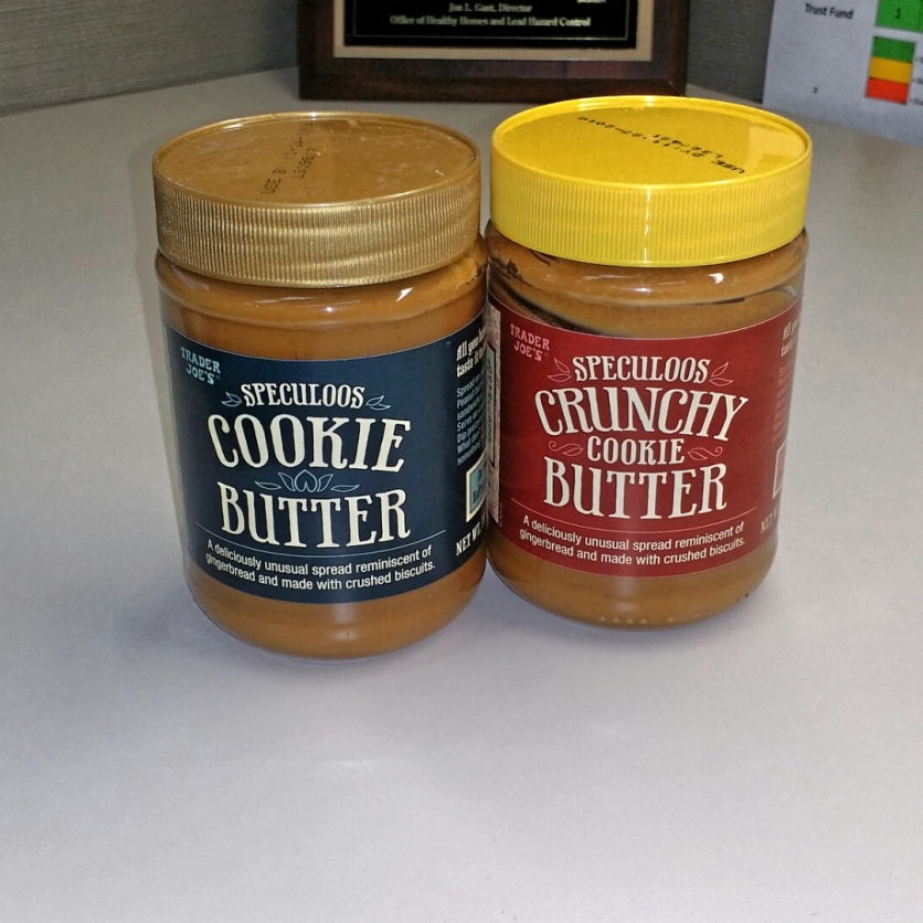 Cookie Butter 4